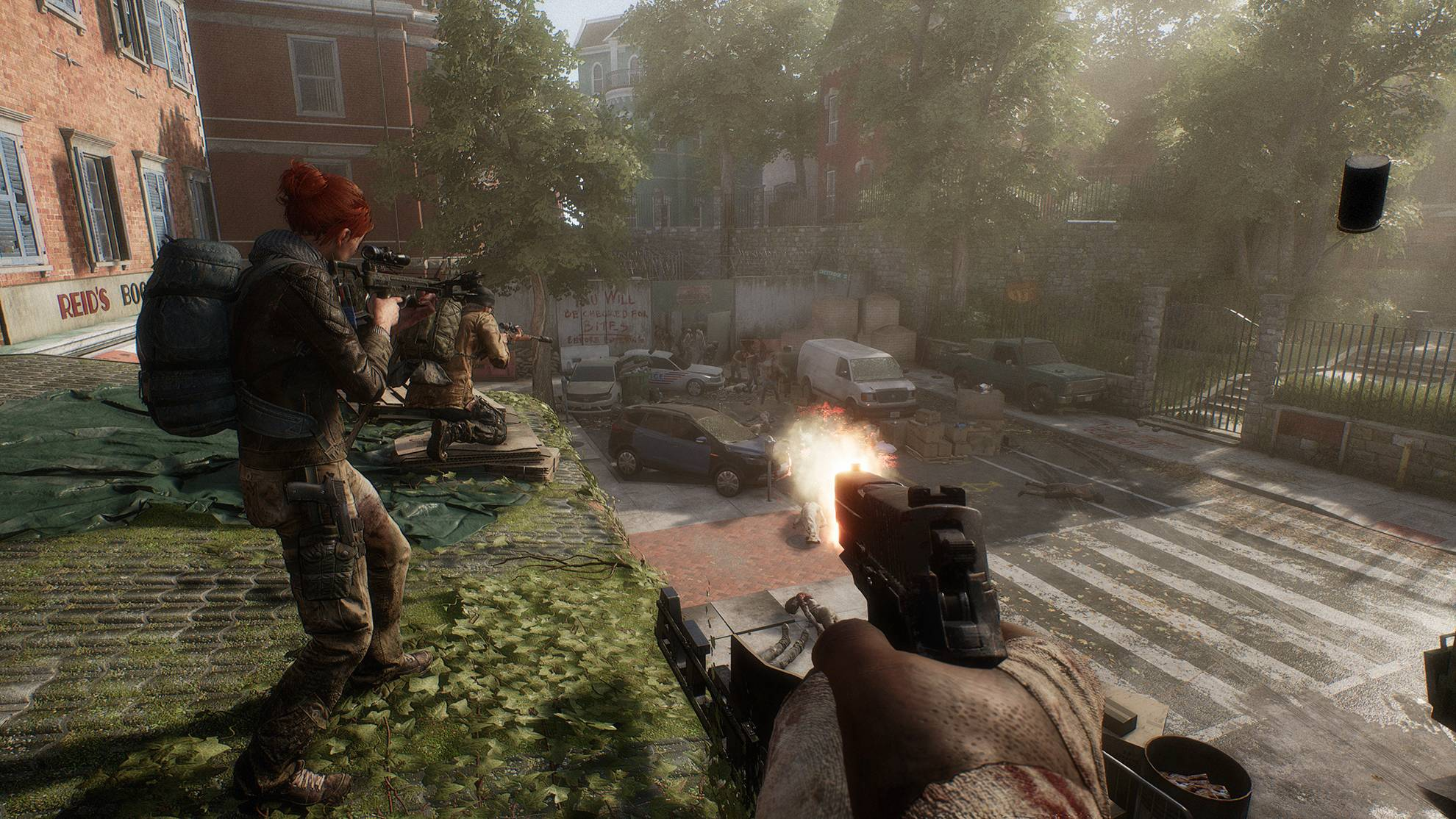 Tráiler de lanzamiento del juego de acción cooperativa Overkill's The Walking Dead