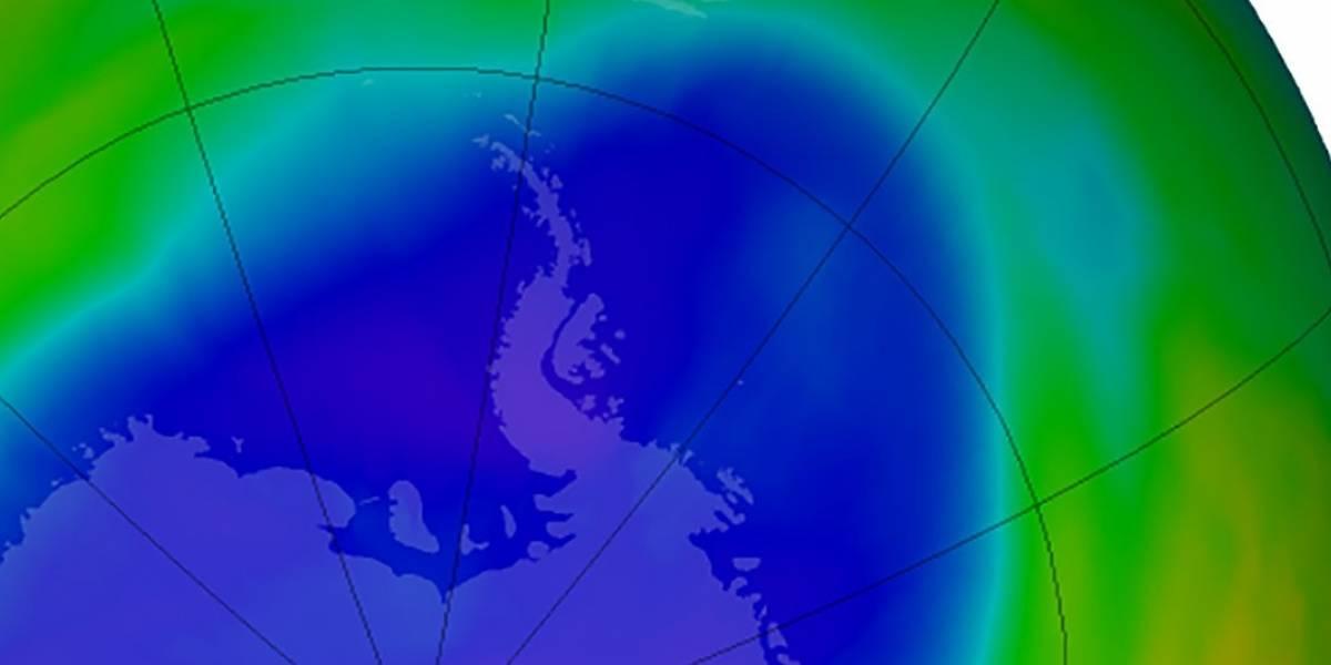 La capa de ozono se está recuperando a un paso realmente esperanzador