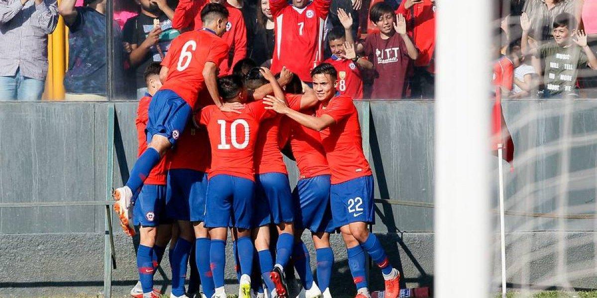 """Chile jugará en el """"grupo de la muerte"""" en el Sudamericano Sub 20 de Rancagua, Talca y Curicó"""