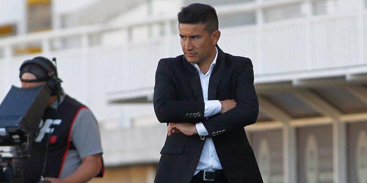 Víctor Rivero no aguantó hasta el final y dejó de ser el DT de Unión La Calera