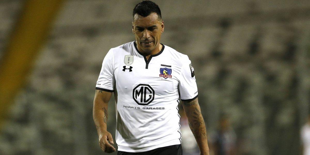 El castigo que arriesga Esteban Paredes tras ser expulsado por insultar al árbitro