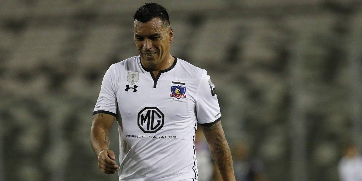 Esteban Paredes la sacó barata tras sus insultos a Piero Maza y recibió solo una fecha de suspensión