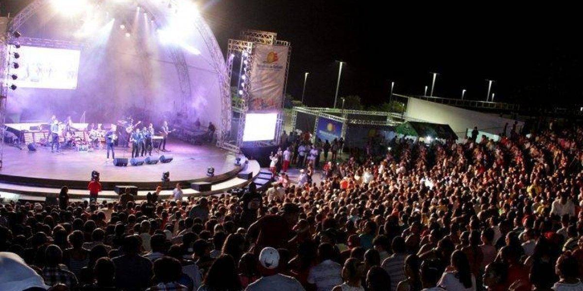 La música urbana se adueña del anfiteatro de Puerto Plata
