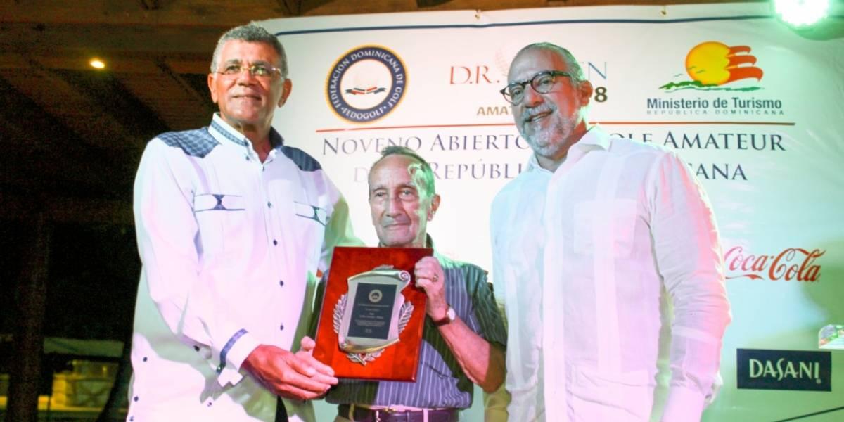 Delegación New York gana versión del DR Open Amateur
