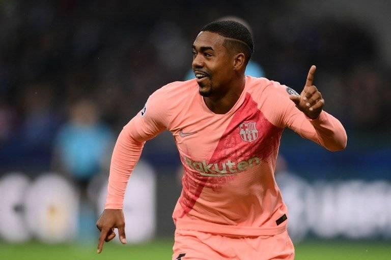 Gol de Malcom contra el Inter de Milán