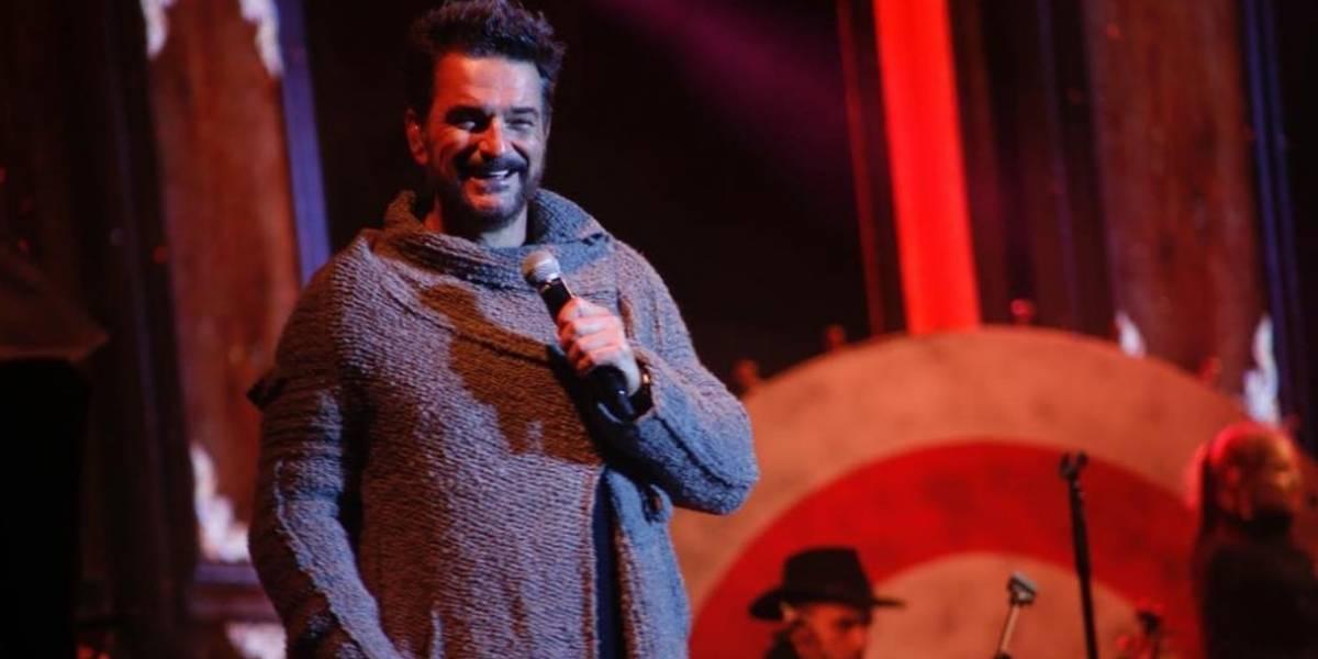 VIDEO. Panchorizo reta a Ricardo Arjona y se lleva una gran sorpresa