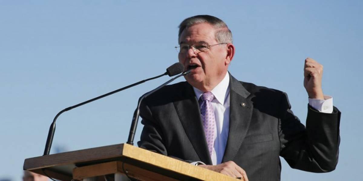 Controversial senador demócrata Menéndez reelecto al Senado por Nueva Jersey