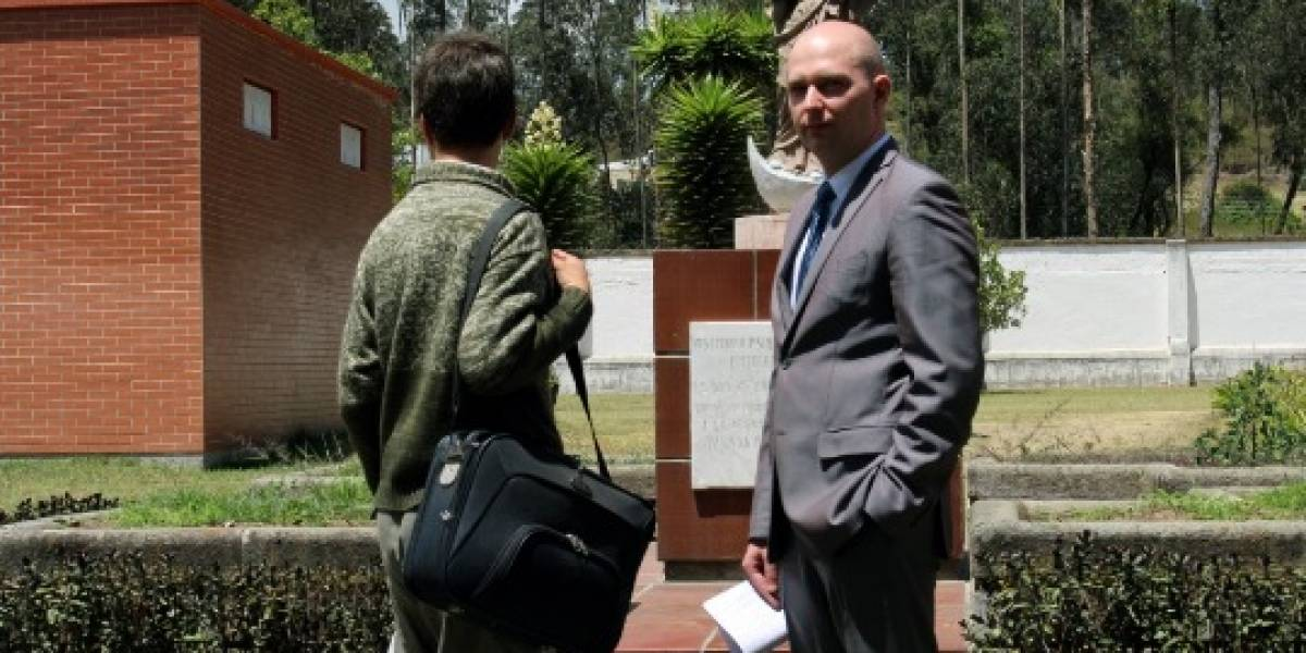 Ciudadano ruso que vivía como indigente en Quito se reencontrará con su familia
