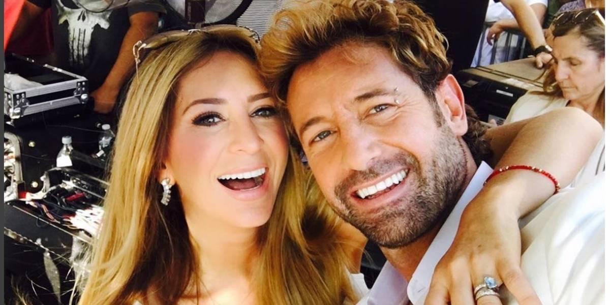 Gabriel Soto reacciona a rumores de nuevo romance de Geraldine Bazán
