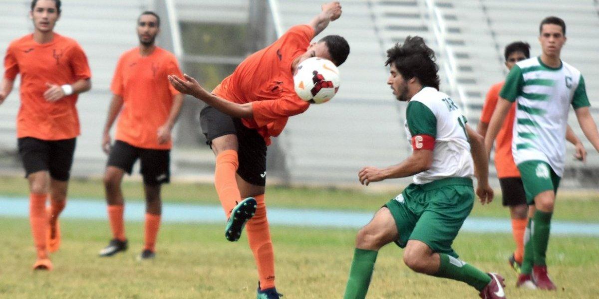 Tarzanes suman su séptima victoria en el fútbol universitario