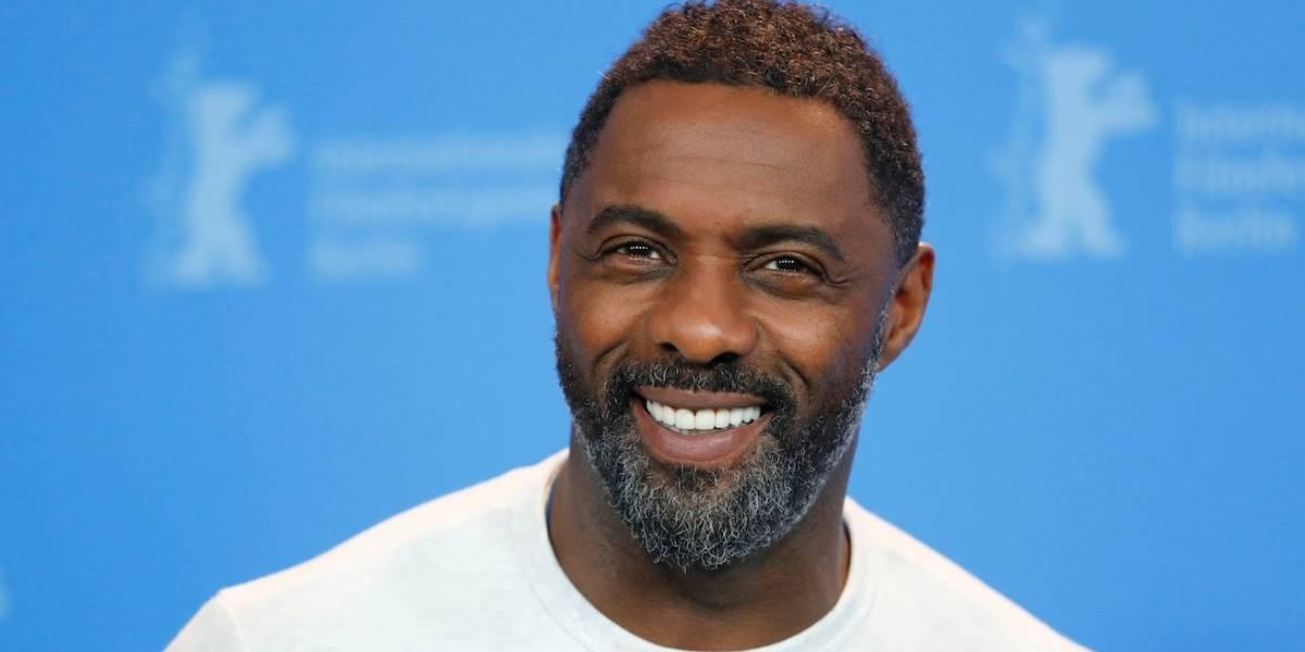 Idris Elba é nomeado homem mais sexy do mundo pela revista People