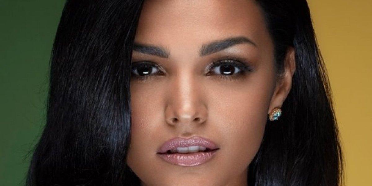 Kiara Ortega aparece en página oficial de Miss Universe