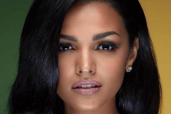 showing 2nd image of Favoritas Al Miss Universo 2018 Diciembre ¡Como diosa! Así lució Sthefany Gutiérrez con su traje ...