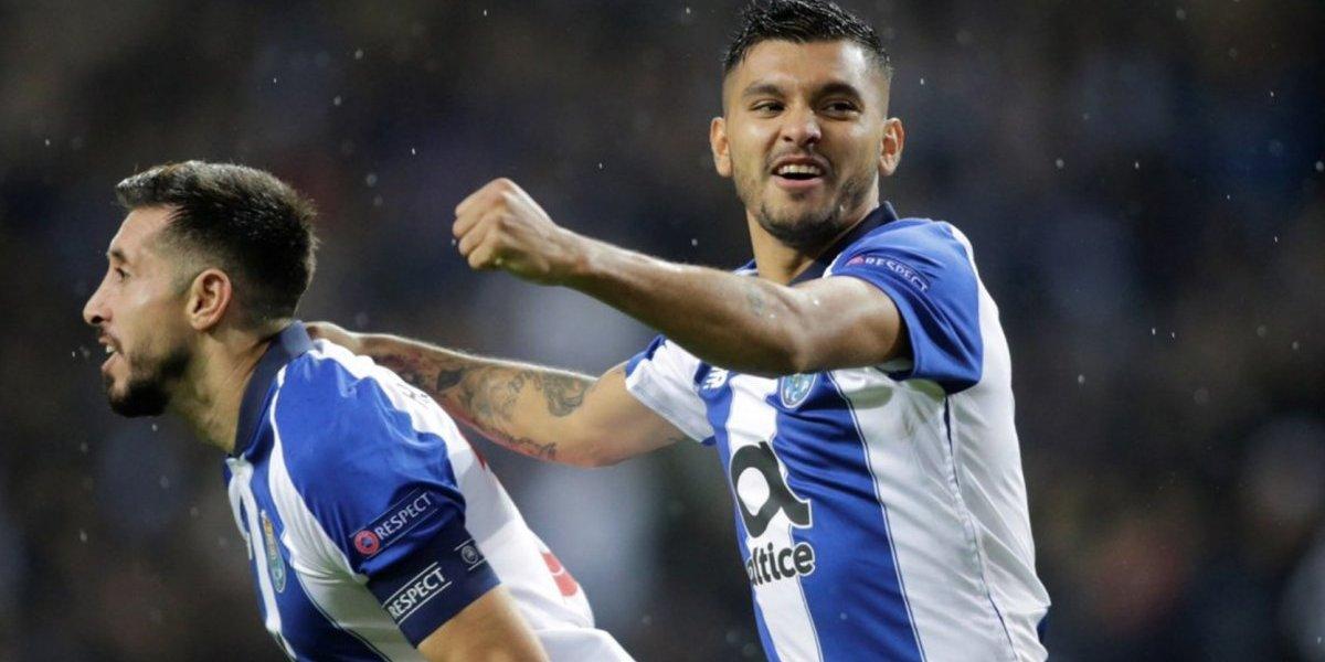¡A la mexicana! Porto vence al Lokomotiv en Champions League