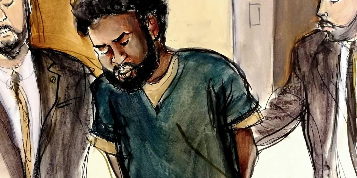 Declaran culpable a hombre que detonó bomba en metro de N.Y.