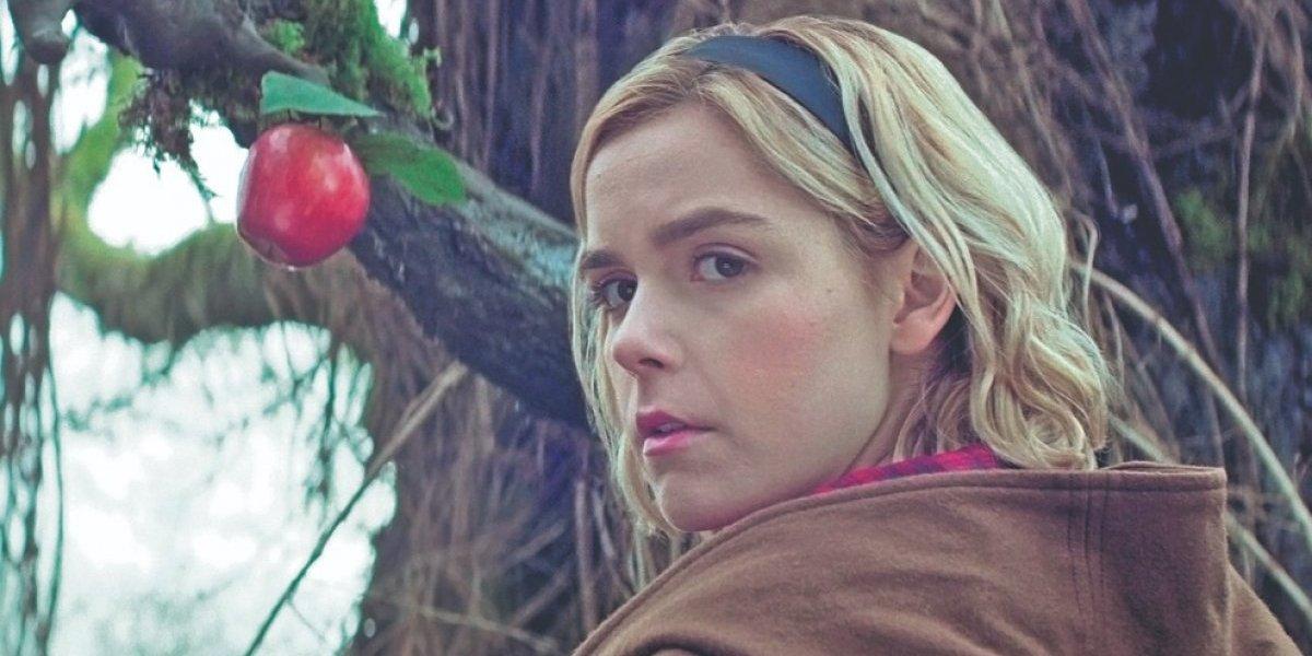 """Kiernan Shipka: """"Me sentí Sabrina desde el primer día"""""""