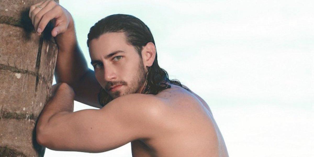 Julián Rivera se convierte en Míster International Puerto Rico 2018