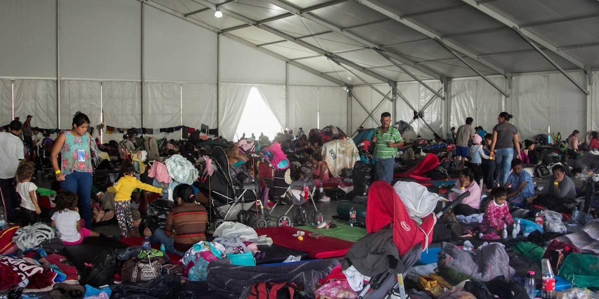 ¿Cómo ayudar a la caravana migrante en la CDMX?