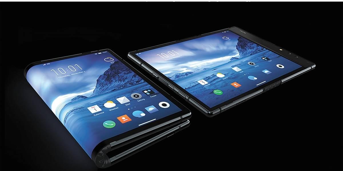 Royole lança Flex Pai, primeiro smartphone dobrável do mundo
