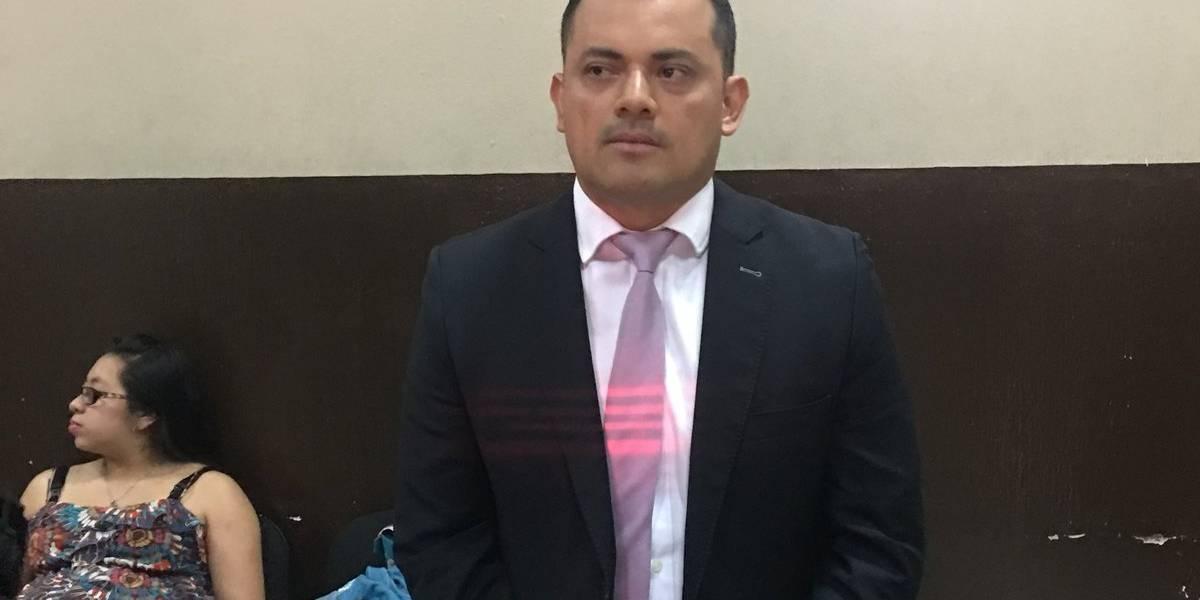 Exsubdirector policial testificó en contra de supuesto secuestrador
