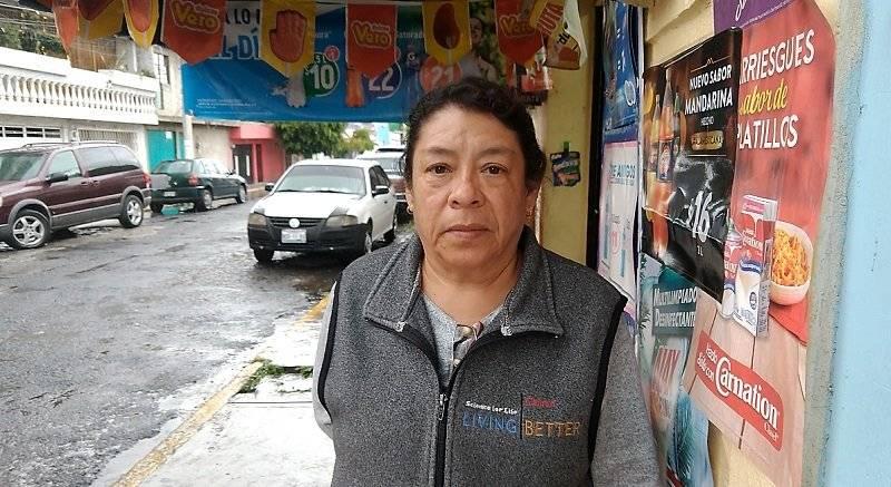 Esther Rodríguez, 60 años