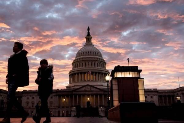 El Capitolio, sede del Congreso de EEUU.