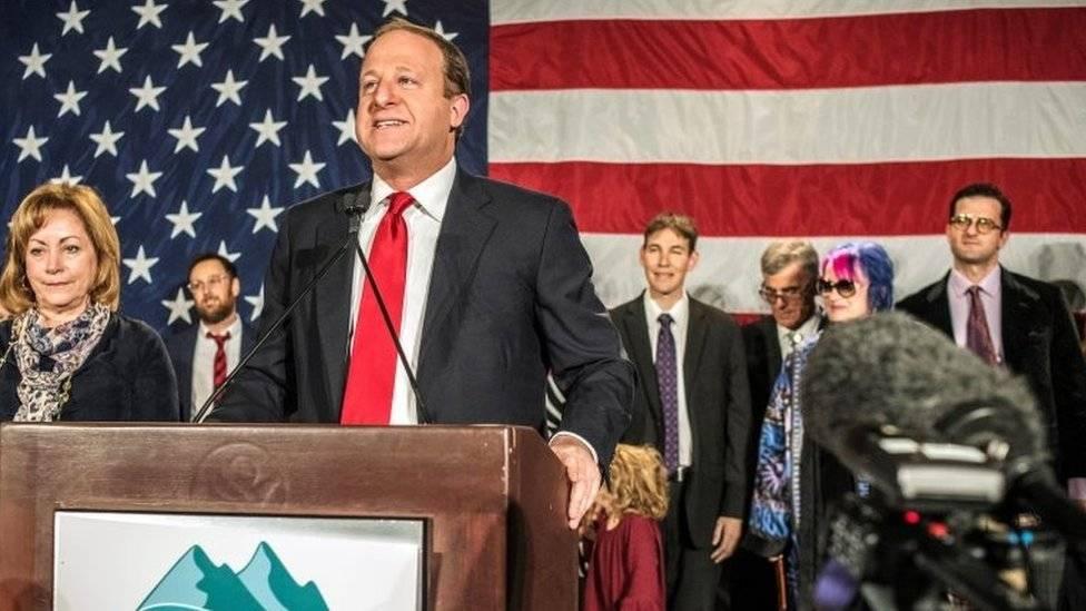 Los candidatos que hicieron historia en las elecciones de EE. UU