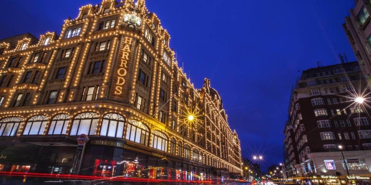 Mulher que gastou 21 milhões de dólares em loja de luxo em Londres é presa
