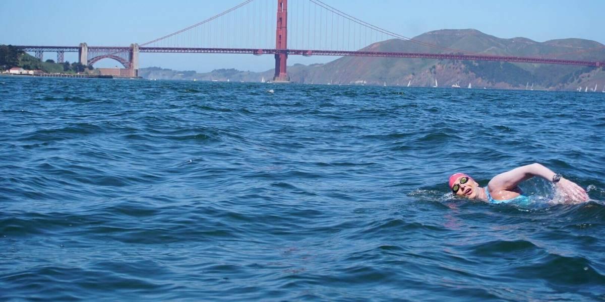 Compartirá nadadora Mariel Hawley sus logros con los regios