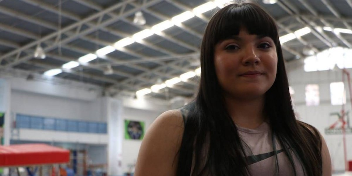 ¡Una mas! Alexa Moreno califica a la final del Mundial de Gimnasia