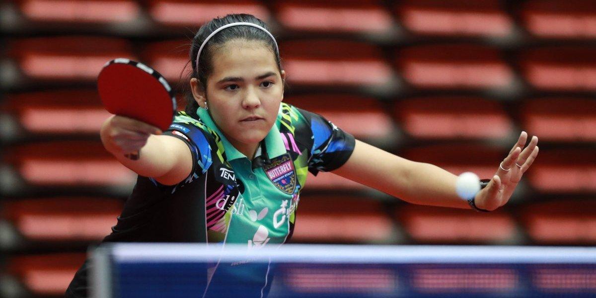 Eliminan a Adriana Díaz en ronda preliminar de Austria