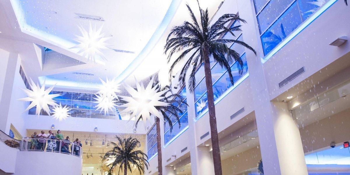 Plaza Las Américas da la bienvenida a la Navidad