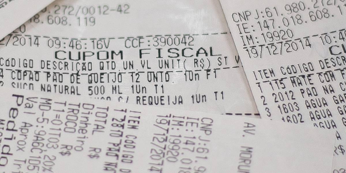 Nota Fiscal Paulista: sorteio de agosto paga R$ 6,7 milhões em 655 prêmios