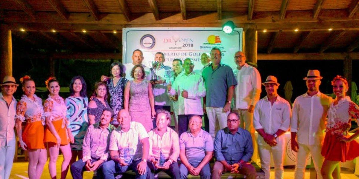 Delegación New York gana la novena versión del DR Open Amateur Championship 2018