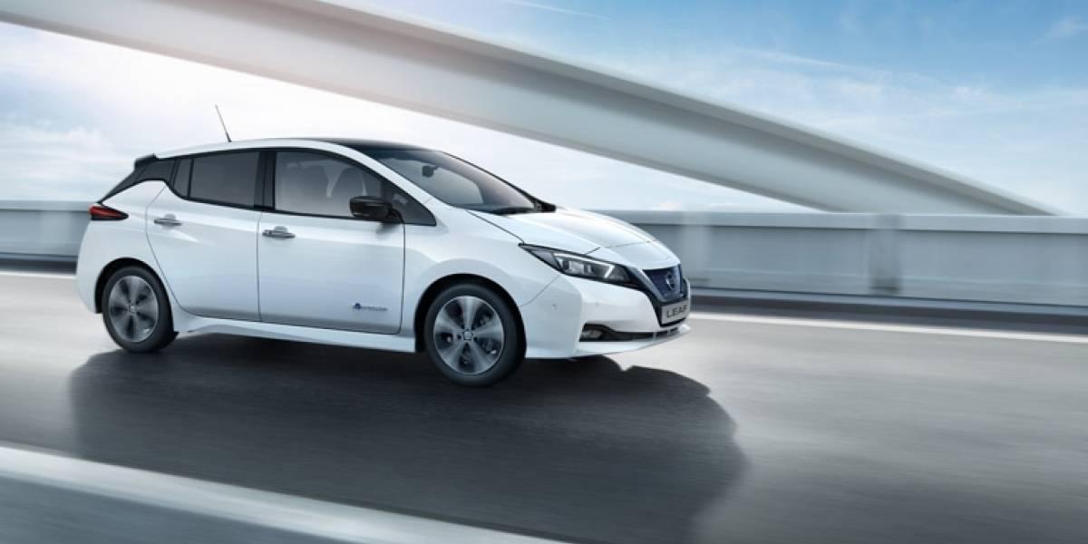 Nissan Leaf: el eléctrico de moda vuelve al Salón del Automóvil
