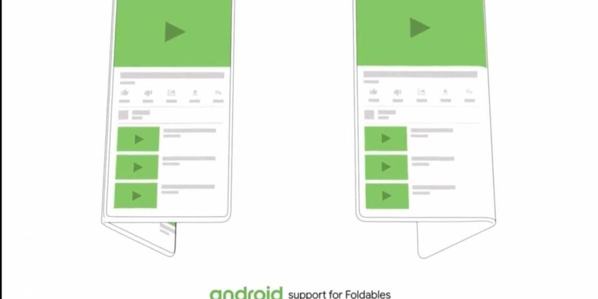 Android tendrá soporte nativo para dispositivos con pantalla plegable