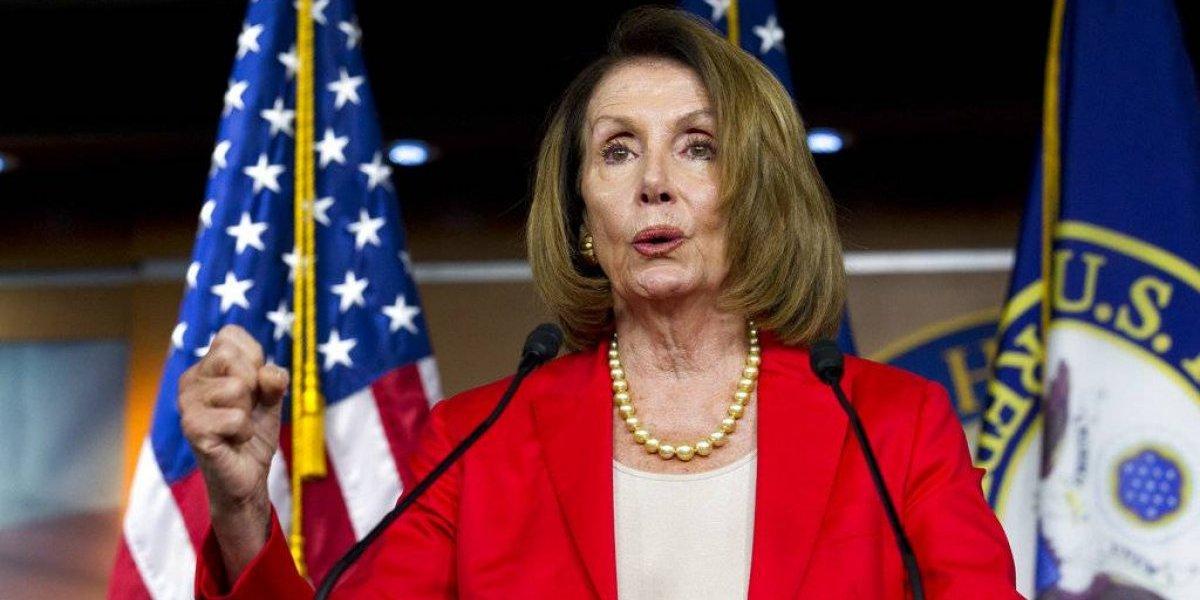 Nancy Pelosi buscará restaurar poder como líder de cámara baja