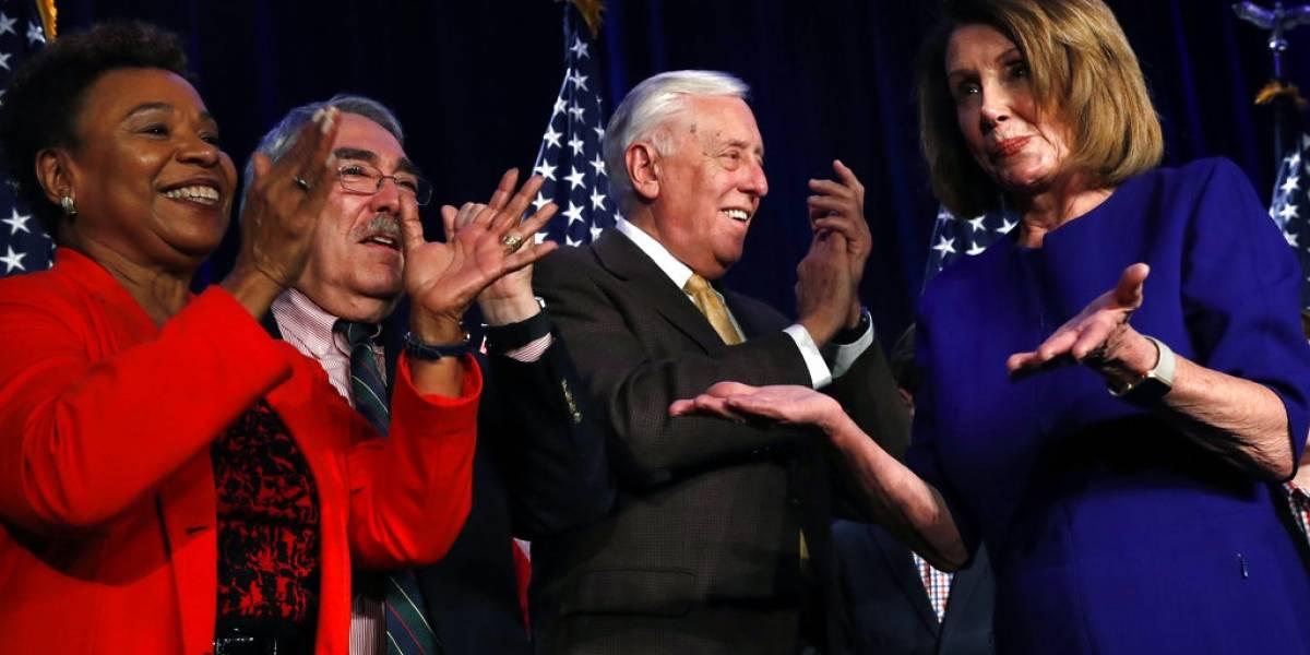 Los demócratas arrebatan la Cámara Baja a los republicanos en EEUU