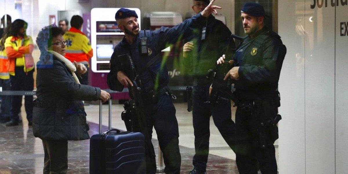 Maleta sospechosa paraliza trenes en Madrid y Barcelona