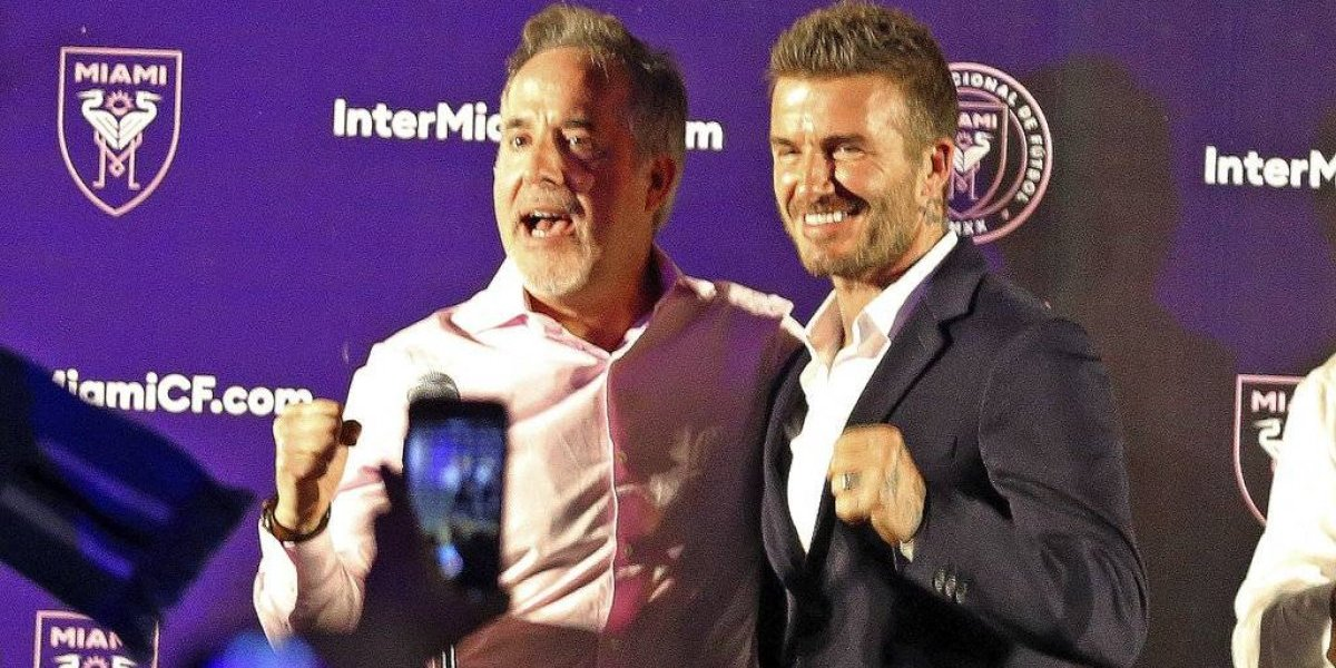 Electores de Miami favorecen planes de estadio de David Beckham