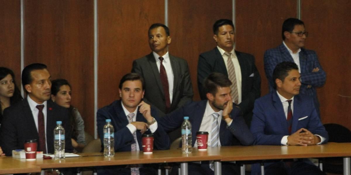 """Abogado de Correa: """"No nos sorprende la resolución"""""""