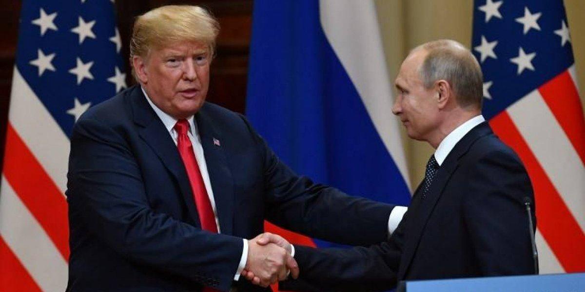 Aplazan reunión entre Trump y Putin por pedido de Francia