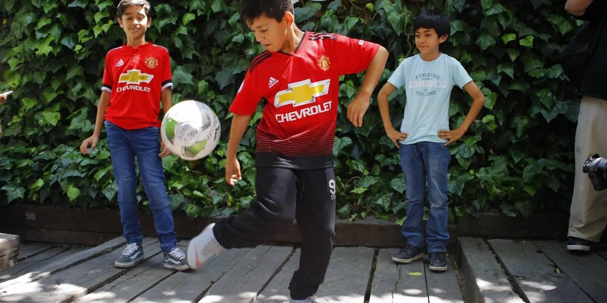 Más de mil niños quisieron ser Alexis Sánchez en el cine