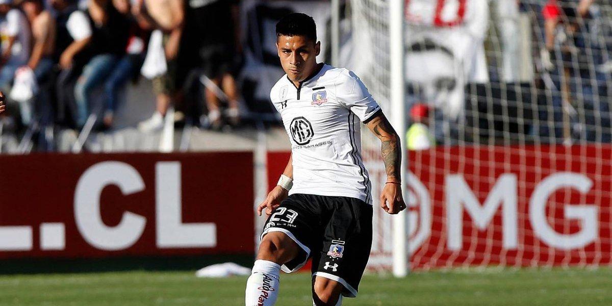 """Baeza extraña a Guede en Colo Colo: """"Me hubiese gustado que se quedara, dejó una huella en el club"""""""