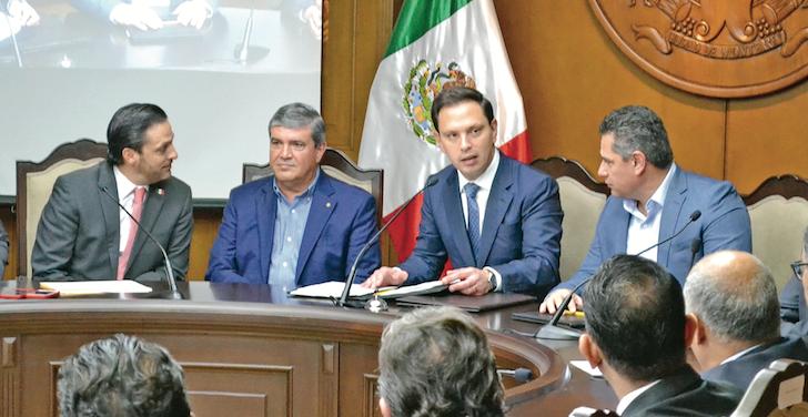 Modificará Bernardo González gabinete de Monterrey
