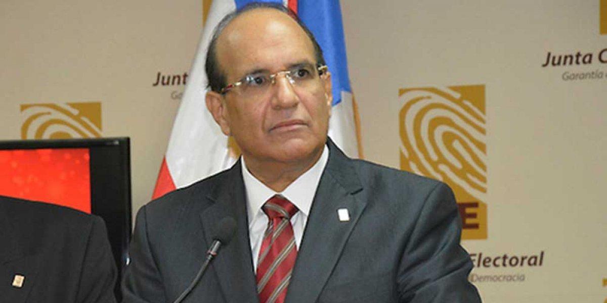 Presidente JCE dice voto preferencial a nivel municipal debería posponerse para 2024