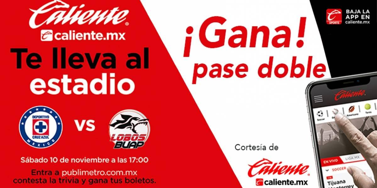Cruz Azul vs Lobos BUAP en vivo: Apertura 2018, jornada 16