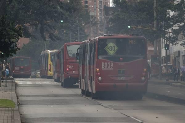 Licitación de TransMilenio