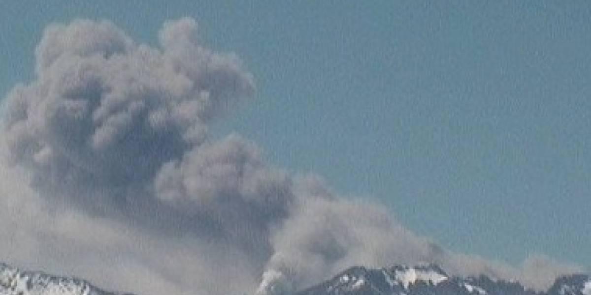 Alerta en Malargüe por actividad del volcán Peteroa