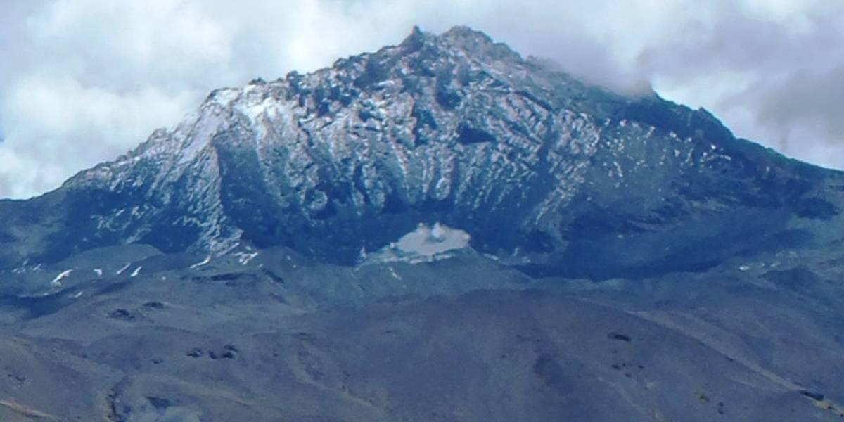 Chile: Alerta amarilla por pulso en el complejo volcánico Planchón Peteroa